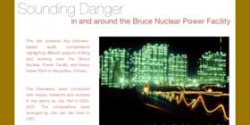 Sounding Danger: Nuclear audio compositions preview image